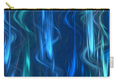 Carry-all Pouch featuring the digital art Unsolved Problems by Giada Rossi