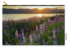 Untamed Beauty Carry-all Pouch