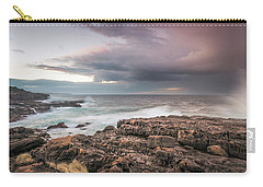 Untamed Coast Carry-all Pouch