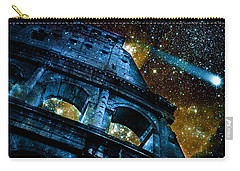 Until The Last Star Falls Carry-all Pouch by Aurelio Zucco