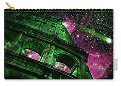 Until The Last Star Falls II Carry-all Pouch by Aurelio Zucco
