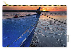 Until To The End Carry-all Pouch by Edgar Laureano