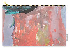 Untitled #11  Original Painting Carry-all Pouch