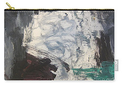 Untitled 127 Original Painting Carry-all Pouch