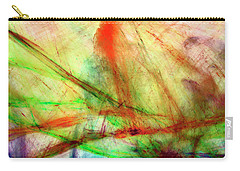 Untitled #140922, From The Soul Searching Series Carry-all Pouch