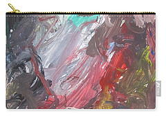 Untitled #38  Original Painting Carry-all Pouch