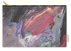 Untitled #6  Original Painting Carry-all Pouch