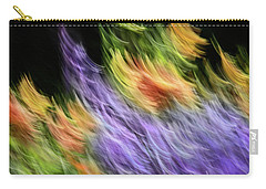 Untitled #8080208, From The Soul Searching Series Carry-all Pouch