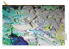 Untitled Abstract With Droplet ## Carry-all Pouch