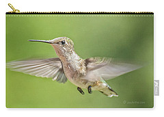 Untitled Hum_bird_three Carry-all Pouch