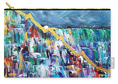 Carry-all Pouch featuring the painting Untitled by Judith Rhue