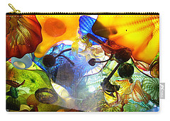 Untitled Carry-all Pouch by Melinda Dare Benfield