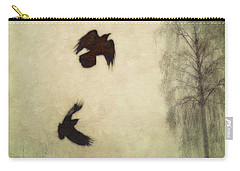 Untitled Carry-all Pouch by Priska Wettstein