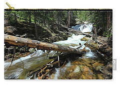 Up A Log Carry-all Pouch
