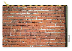 Up Against A Wall Carry-all Pouch