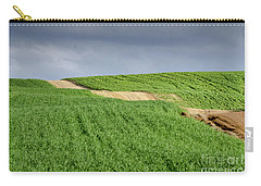 Carry-all Pouch featuring the photograph Up And Down On The Way Up by Arik Baltinester
