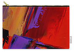 Up And Down - Art By Elise Palmigiani Carry-all Pouch by Elise Palmigiani