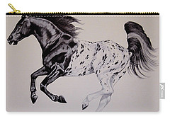 Up Close And Personal With Appaloosa's Carry-all Pouch