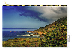 Up Coast Carry-all Pouch by Joseph Hollingsworth