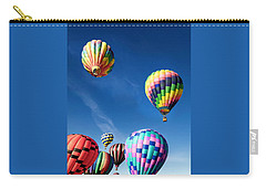 Up In A Hot Air Balloon 2 Carry-all Pouch