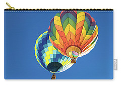 Up In A Hot Air Balloon Carry-all Pouch