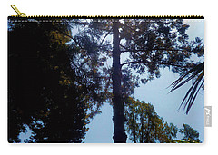 Up In The Sky Trees Carry-all Pouch
