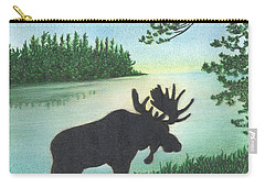 Up Maine Carry-all Pouch