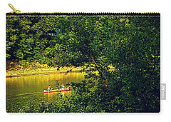 Up The Lazy River Carry-all Pouch