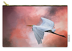Up. Up And Away Carry-all Pouch by Cyndy Doty