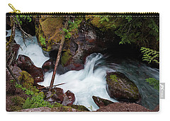 Upper Avalanche Creek Carry-all Pouch