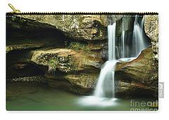 Upper Falls Closeup Carry-all Pouch