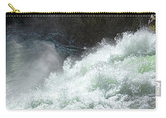 Upper Falls, Yellowstone River Carry-all Pouch