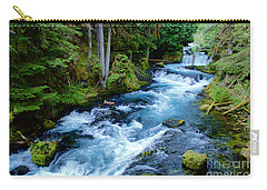 Upper Mckenzie Carry-all Pouch