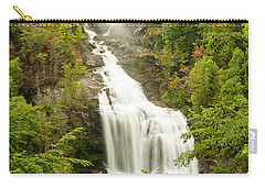 Upper Whitewater Falls Carry-all Pouch