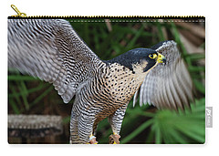 Upset Peregrine Carry-all Pouch