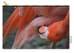 Carry-all Pouch featuring the photograph Upside Down by Melissa Lane