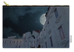 Upside Down White House At Night Carry-all Pouch
