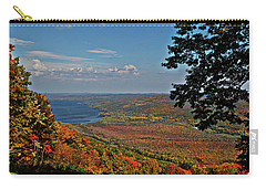 Upstate Autumn Carry-all Pouch by Richard Engelbrecht