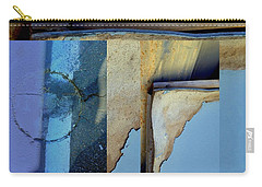 Urban Abstracts Seeing Double 62 Carry-all Pouch