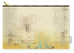 Carry-all Pouch featuring the mixed media Urban Decay by Eduardo Tavares