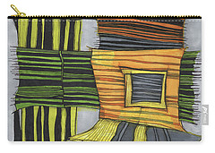Urban Delight Carry-all Pouch by Sandra Church