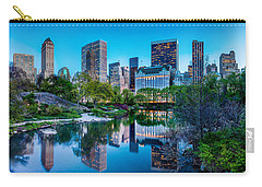 Urban Oasis Carry-all Pouch by Az Jackson