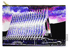 Us Air Force Academy Carry-all Pouch