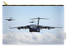 U.s. Air Force C-17 Globemasters Carry-all Pouch