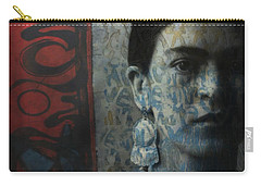 Us And Them - Frida Kahlo Carry-all Pouch