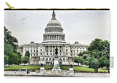 U.s. Capitol Building Carry-all Pouch