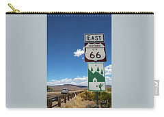 Us Route 66 Sign Arizona Carry-all Pouch