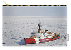 Uscgc Polar Sea Conducts A Research Carry-all Pouch