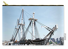 Uss Constitution Dry Dock Carry-all Pouch