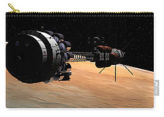 Uss Hermes 1 In Orbit Carry-all Pouch